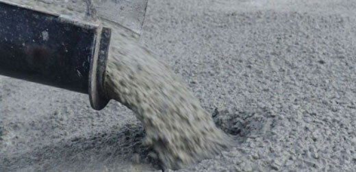 цена бетон томск